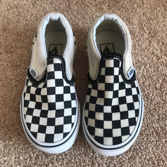 f6365aadc64 Sip on checkered Vans